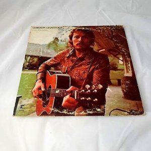 Gordon Lightfoot Don Quixote Vinyl LP Record